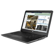 HP Zbook 15 G4 - Win 10 - VGA M2200 4GB