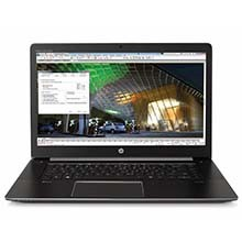 HP Zbook 17 G3 - VGA M3000M 4GB