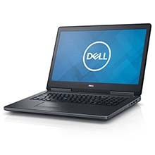 Dell Precision 7710 - Thiết Kế Đồ Họa