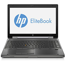 HP Elitebook 8470w 14inch