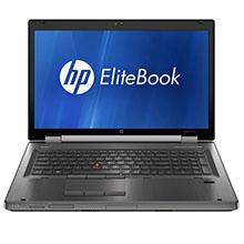 HP Elitebook 8770W 17.3 inch VGA