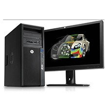 HP Workstation Z420 V2