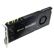 VGA NVIDIA Quadro K4200 4GB 256Bit DDR5