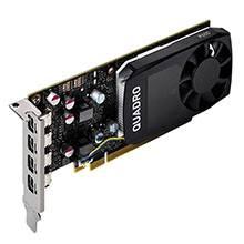 VGA NVIDIA Quadro P600 2GB 128Bit GDDR5