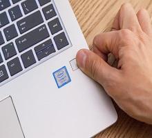 Cách cài đặt bảo mật nhận dạng vân tay cho laptop dell win 7 8 10