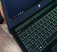 Hướng dẫn cách bật đèn bàn phím laptop hp không sáng