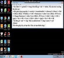 Sửa lỗi this copy of windows is not genuine win 7 build 7601