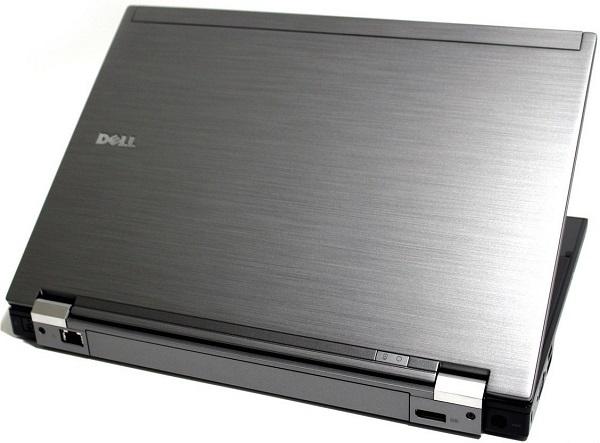 Dell latitude E6510 – Thiết kế sang trọng
