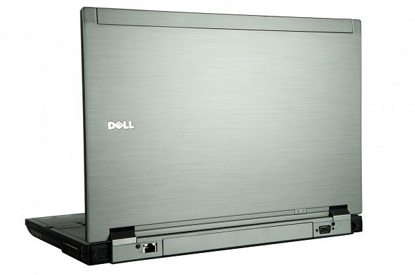 Dell Latitude E6510 thiết kế sang trọng dành cho doanh nhân