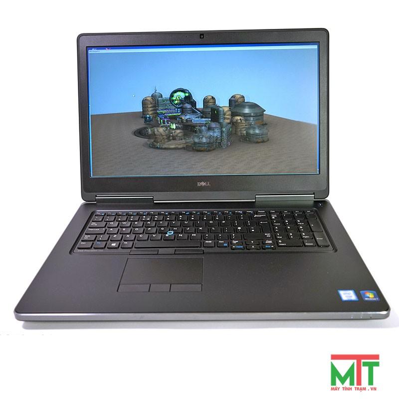 Laptop Dell Precision cấu hình cao chuyên dành cho thiết kế đồ hoạ
