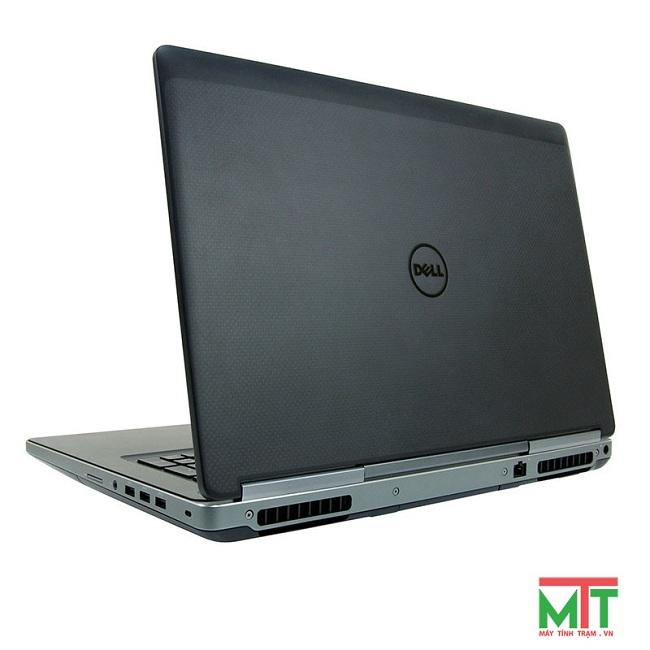 Laptop Dell Precision chuyên dành cho thiết kế đồ hoạ