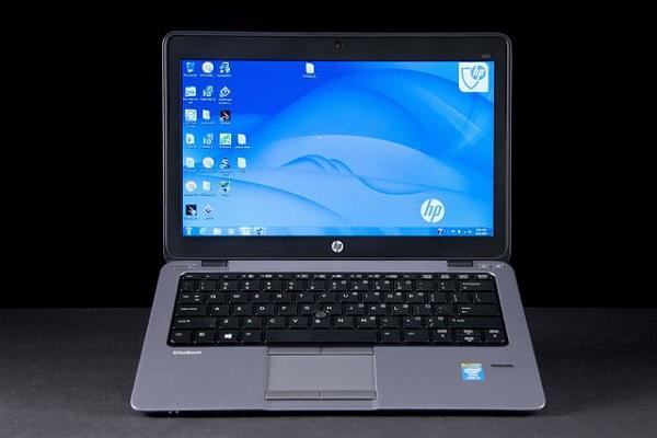 HP Elitebook 820 G1 được trang bị cảm biến vân tay