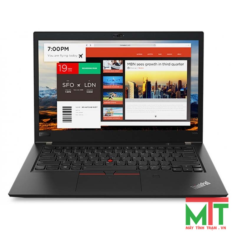 Reivew Lenovo Thinkpad T470S core I5 Laptop business mỏng nhẹ