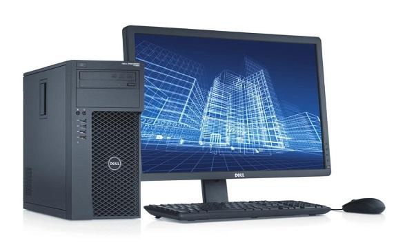 Dell Precision T1650 có thể support lên dòng chíp I3, I5, I7 thế hệ 2 và thế hệ 3