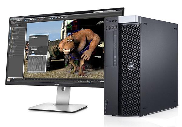 Dell Precision T3600 – máy trạm dành cho đồ họa