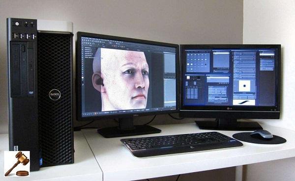 Dell Precision T3600 có thể nâng cấp để mở rộng cho nhu cầu lưu trữ trong công việc