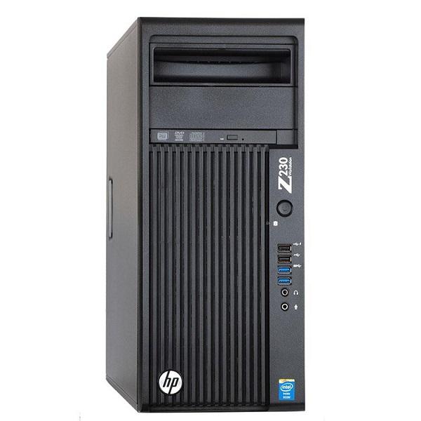 HP Z230 kết nối với cổng USB 3.0 để truyền tải tốc độ cao
