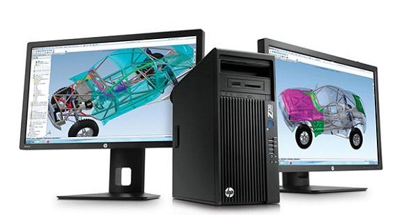 Cấu hình của HP Workstation Z230 mạnh mẽ