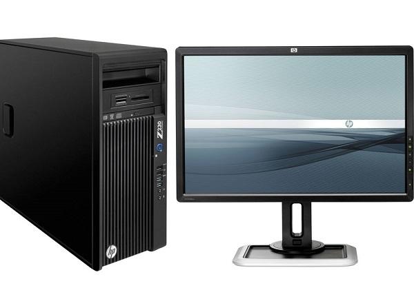HP Workstation Z230- tân binh mới đầy sức mạnh