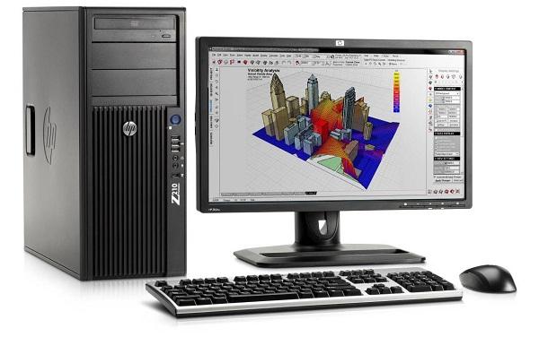 HP Workstation Z420 là dòng máy có hiệu năng cao