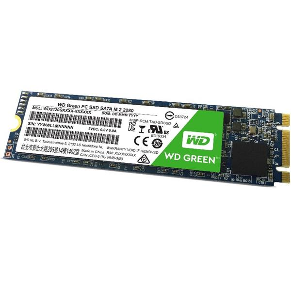 SSD M2 (Laptop) 120GB SATA III 6g/s