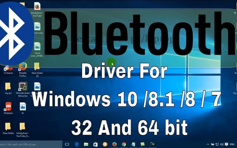 Hướng dẫn cách cài đặt bluetooth cho laptop win 7 win 10