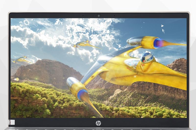 Cấu hình của HP Pavilion 15 đa số phục vụ nhu cầu cơ bản